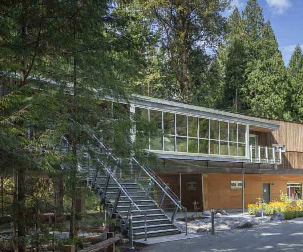 Squamish · Cheakamus Retreat Centre