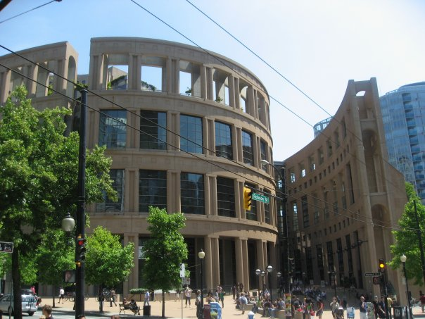 Library Square - Vancouver Public Library